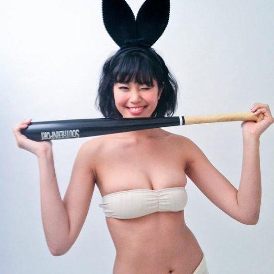 【朗報】神スイング稲村亜美(20)、超絶巨乳化wwwwwwwwwwwwwwwwwwwwwwwwwwwww(画像あり)・33枚目