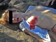 【閲覧注意】殺害された女性達のヌード画像ギャラリースレ・・・