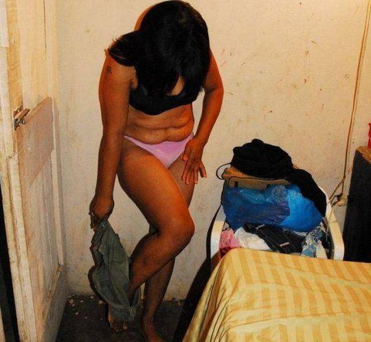 【閲覧注意】ア フ リ カ の 底 辺 売 春 婦 の ご 尊 顔。。。(画像あり)・10枚目
