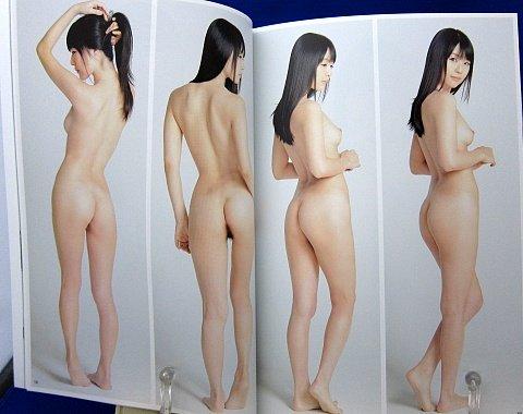 【画像あり】ヌードポーズ美術本の中身をご覧下さいwwwこれが普通の本屋に売ってるという事実wwwwwwwwwwwwwww・5枚目