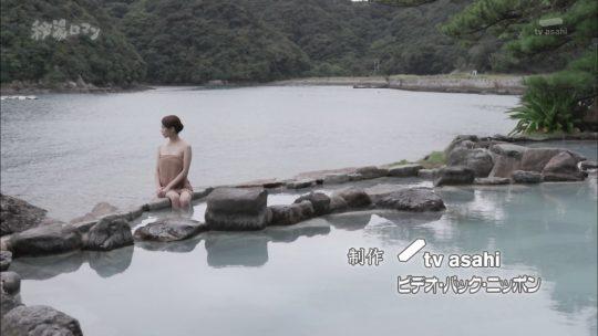 温泉番組では真面目路線の秘湯ロマン、ついに恵体グラドル秦瑞穂を投入wwwwwwwwwwwww(画像あり)・37枚目