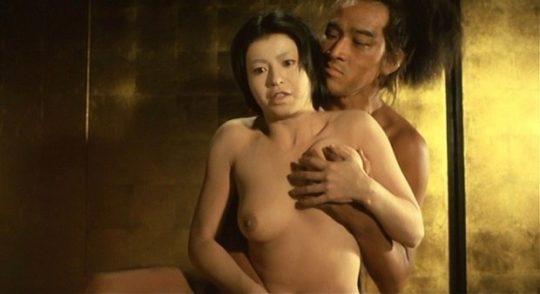 【女優濡れ場画像】川島なお美の乳首ヤバ過ぎwwwwwwwwこれは故人だけどワロタwwwwwwwwwwwwwwww(画像30枚)・1枚目