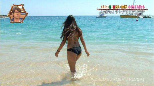 【朗報】世界さまぁ~リゾート メキシコ編の女の尻がさすがな件wwwwwwwwwwwwwwwwwwwwwww(画像あり)・7枚目