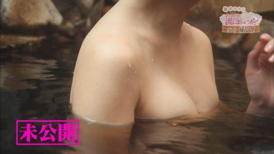 【画像多数】レジェンドエロ番組橋本マナミのお背中流しましょうか、総集編が相変わらずのおっぱい&尻祭りで草。・33枚目