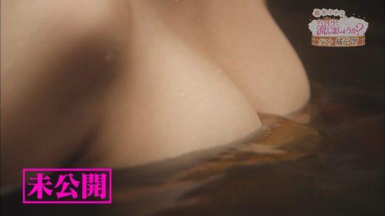 【画像多数】レジェンドエロ番組橋本マナミのお背中流しましょうか、総集編が相変わらずのおっぱい&尻祭りで草。・36枚目