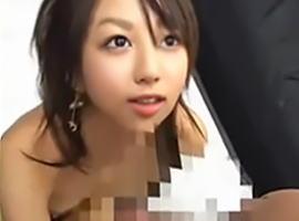 【素人】面接後に即ハメられた極上のスレンダー美少女!