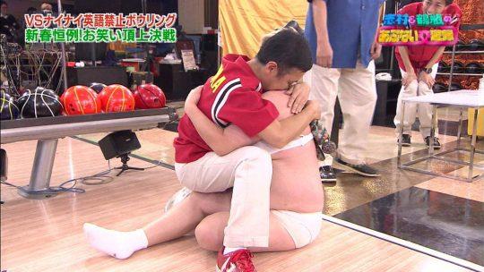 【悲報】正月エロ番組でAV女優に顔舐めされてる巨匠、志村の顔ワロタwwwwwwwwwwwwwwww(画像多数)・29枚目