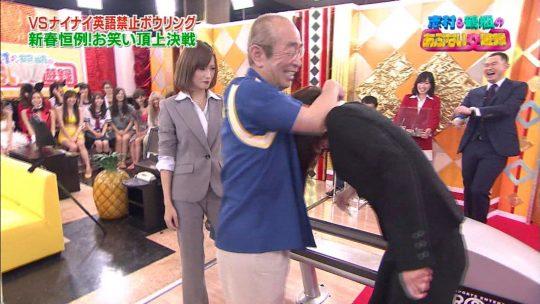 【悲報】正月エロ番組でAV女優に顔舐めされてる巨匠、志村の顔ワロタwwwwwwwwwwwwwwww(画像多数)・42枚目