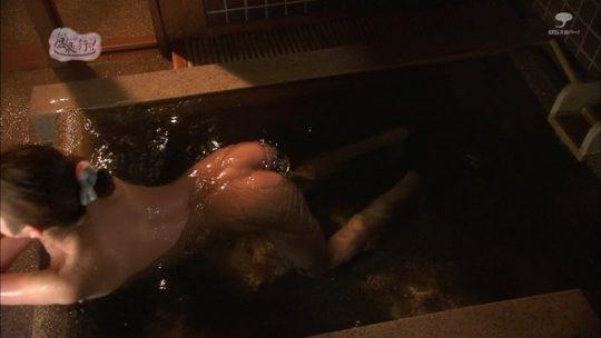 【温泉エロ画像】温泉に行こう、攻め過ぎてほとんどマ〇コ見えかけになるwwwwwwwwwwwwww(画像30枚)・11枚目