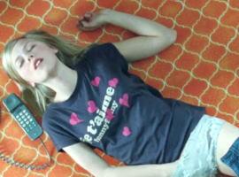 【※ガチ注意※】ノルウェーの洋ロリ映画、15歳少女のオナニーシーンもガッツリやるwww(画像あり)