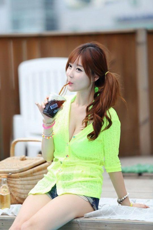 【GIFあり】韓国まんさんのエロライブチャットがエロすぎたwwwwww・21枚目