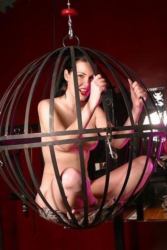 """【マジキチ】海外の監禁マニアが生み出した""""鳥籠監禁""""というプレイwwwwwwwwwwwwwwwwwww(画像30枚)・7枚目"""