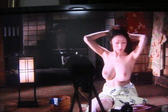【チクビ注意】映画だと大物女優へのステップなのに、ドラマだとただの乳首要員だという女優おっぱい事情・・・(画像30枚)・2枚目