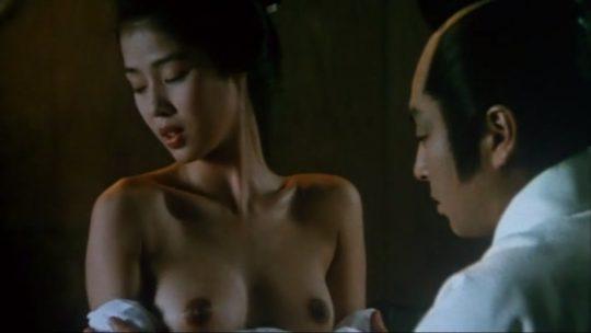 【チクビ注意】映画だと大物女優へのステップなのに、ドラマだとただの乳首要員だという女優おっぱい事情・・・(画像30枚)・13枚目