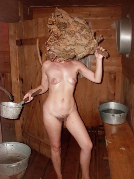 混浴でも水着着用が普通なのに、サウナでは全裸がデフォというフィンランドのサウナ事情、、裏山杉。。。(画像あり)・2枚目