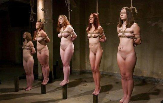【胸糞】性奴隷として売られた女性をご覧下さい、人権も糞も無くてさすがのワイも勃起出来ん・・・・・(画像130枚)・94枚目