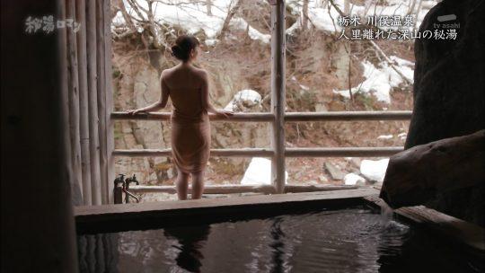 """【視聴率対策!?】真面目な温泉番組""""秘湯ロマン""""が最近視聴率の為にポロリ連発しまくってる問題・・・・・(画像あり)・29枚目"""