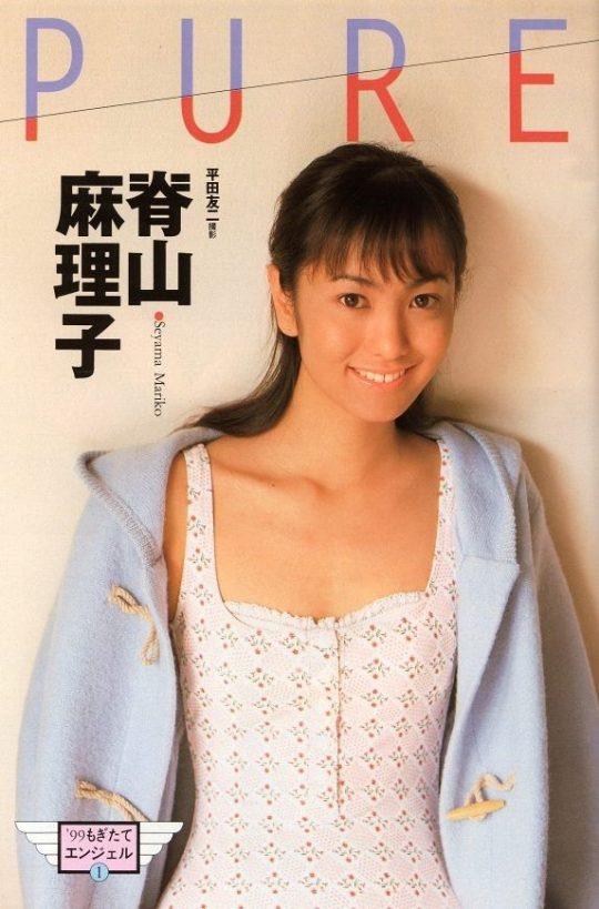 【ガイジ】元女子アナの脊山麻理子さん、とんでもない下着姿でイベントに登場するwwwwwwwwwwww(画像多数)・16枚目