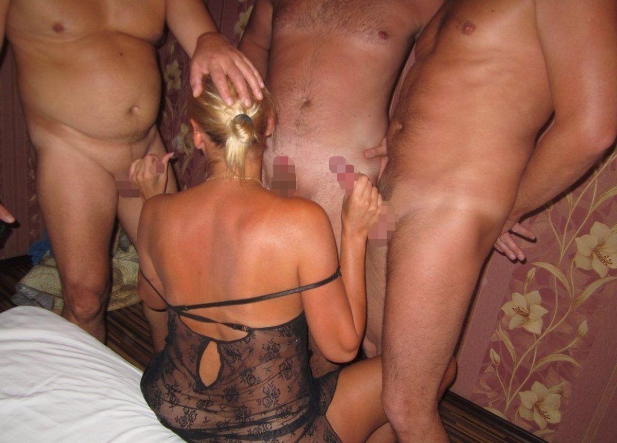 Домашний Секс Сексвайф