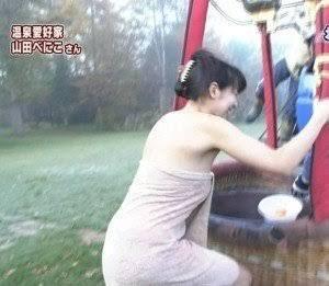 【野天湯へGo!】真面目系温泉番組「野天湯へGo!」ついにエロ路線へwwwwwwwwwwwwwwww(画像多数)・14枚目