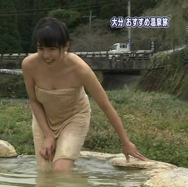 【野天湯へGo!】真面目系温泉番組「野天湯へGo!」ついにエロ路線へwwwwwwwwwwwwwwww(画像多数)・15枚目