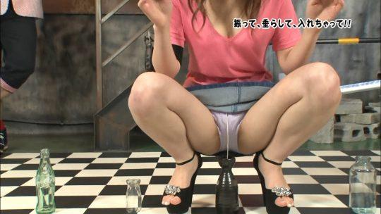 【芸能人・マンコ】TVで堂々と放送された女性タレントの股間をご覧くださいwwww(画像130枚)・115枚目