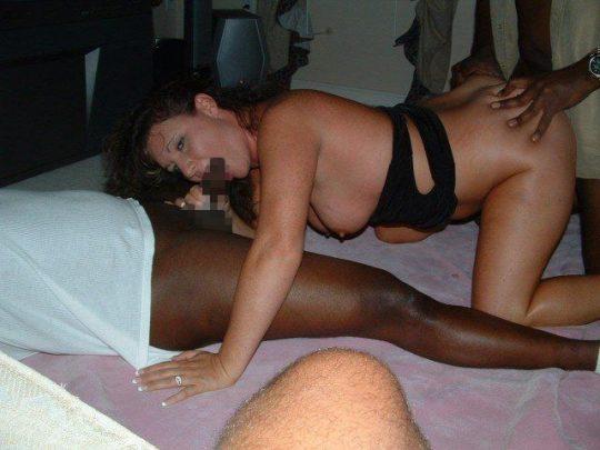 【ほぼ獣姦】白人まんさんと黒人ち~んのセックス、異人種姦と言うより獣姦のノリでワロタwwwwwwwwwwwww(画像30枚)・8枚目
