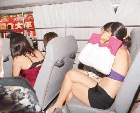 【悲報】見せしめ摘発で晒された売春宿の女たちをご覧くださいwwwwwwww(画像あり)・27枚目