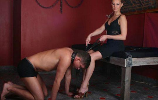 ドM男の性行為のみっともなさったらないよな。おまえらコレ見てちょっと自分の性癖について考えてみろよ。(画像あり)・22枚目