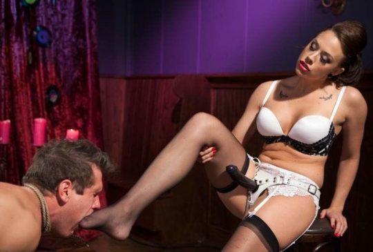 ドM男の性行為のみっともなさったらないよな。おまえらコレ見てちょっと自分の性癖について考えてみろよ。(画像あり)・26枚目