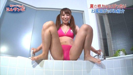 【芸能人・マンコ】TVで堂々と放送された女性タレントの股間をご覧くださいwwww(画像130枚)・2枚目