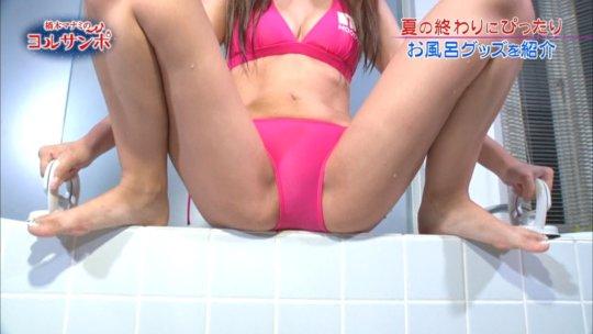 【芸能人・マンコ】TVで堂々と放送された女性タレントの股間をご覧くださいwwww(画像130枚)・3枚目