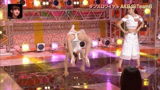 【芸能人・マンコ】TVで堂々と放送された女性タレントの股間をご覧くださいwwww(画像130枚)・4枚目