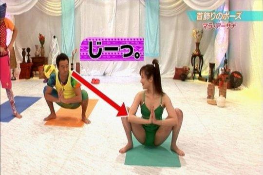 【芸能人・マンコ】TVで堂々と放送された女性タレントの股間をご覧くださいwwww(画像130枚)・47枚目