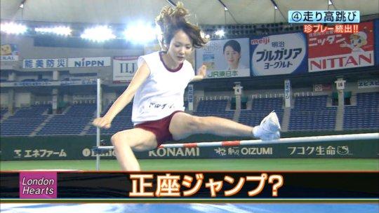 【芸能人・マンコ】TVで堂々と放送された女性タレントの股間をご覧くださいwwww(画像130枚)・53枚目
