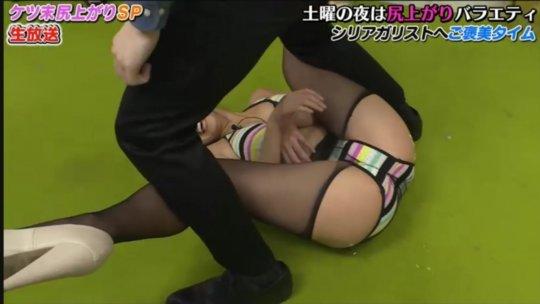 【芸能人・マンコ】TVで堂々と放送された女性タレントの股間をご覧くださいwwww(画像130枚)・69枚目