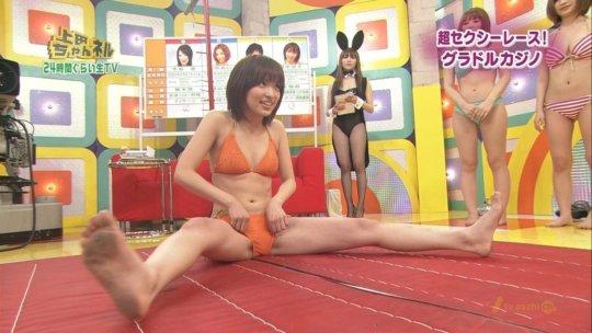 【芸能人・マンコ】TVで堂々と放送された女性タレントの股間をご覧くださいwwww(画像130枚)・90枚目