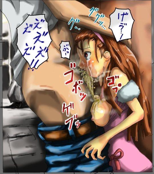 【残当定期】ワイ将鬼畜系好きオタ、初めての彼女に念願のコレしたらマジでガチギレされて号泣・・・・・orz(画像30枚)・25枚目