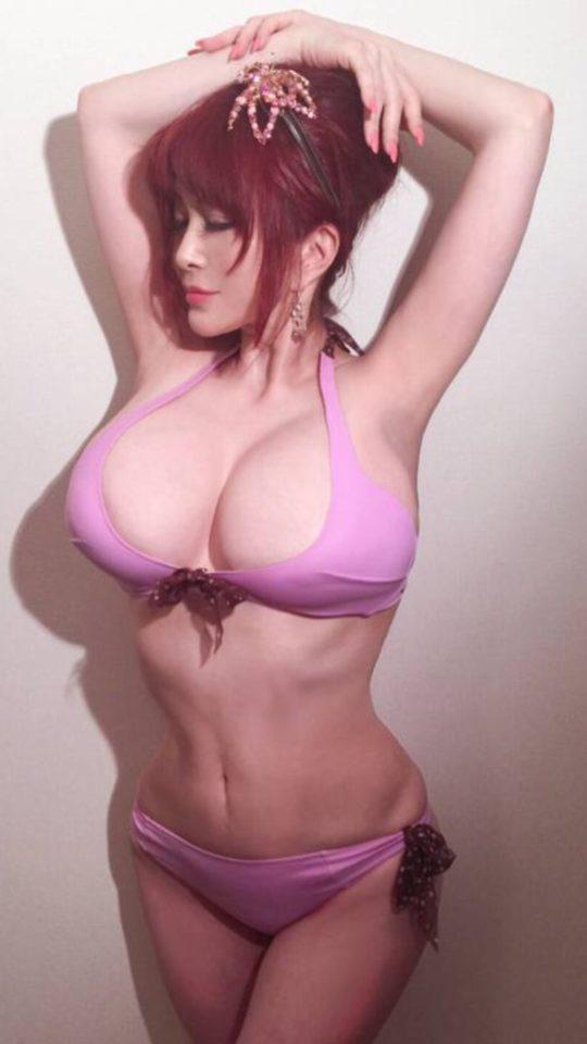 【肋骨抜きまくり】叶美香さん、齢50前にしてとうとうリアルONE PIECEみたいな体型(最終形態)になるwwwwwwwwwww(画像あり)・6枚目
