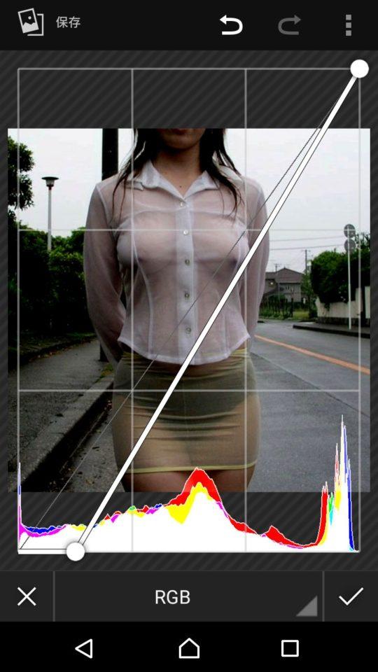 【透かしエロ】画像を加工して衣服を透けさせる技術ヤッベェェェーwwwww(116枚)・80枚目