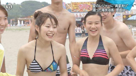 【ハッシュタグ検索推奨】最近インスタ女子に人気とTVで紹介されまくりな東京プリンスのナイトプール、こりゃ確かにエロ自撮りが捗るなwwwwwwwwwww(画像あり)・3枚目