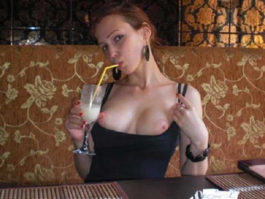 飲食店で露出するときの王道パターンがこちらwwwwwwwwwwwwwwwwwwww(写真30枚)