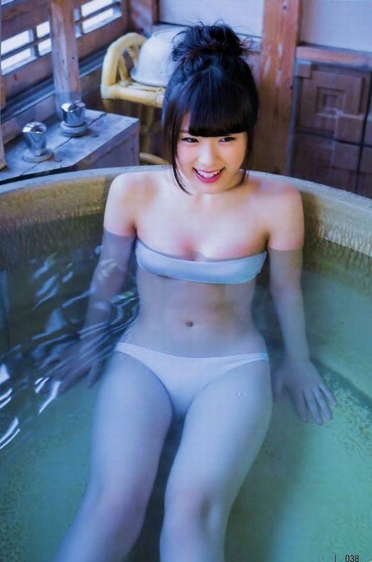 【悲報】フジテレビのドッキリ番組でNMB48渋谷凪咲のナプキン丸見え放送事故wwwソフィーワロタwwwwwwwwwwwwwwwwww(画像あり)・24枚目