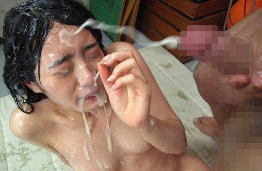 【衝撃画像】世界一の多精子症の男、避妊の為にブッカケるも危うく溺死させそうになるwwwwwwwwwwwwwww(画像あり)・17枚目