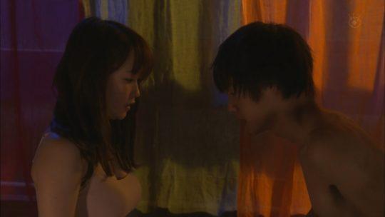 """【ファン必見】元AKB48川栄李奈、ドラマ""""僕たちがやりました""""で放送時間の半分セックスするというまさに神回ワロタwwwwwwwwww(画像あり)・1枚目"""