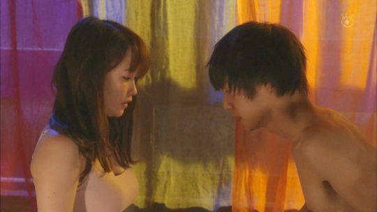 """【ファン必見】元AKB48川栄李奈、ドラマ""""僕たちがやりました""""で放送時間の半分セックスするというまさに神回ワロタwwwwwwwwww(画像あり)・9枚目"""