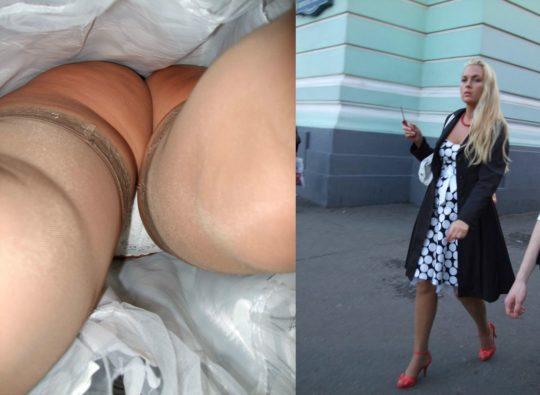 【容赦なし】本場ガチ系盗撮上級者ニキ、超至近距離からスカートの中を撮った挙句顔まで撮ってセットで晒す敏腕鬼畜っぷりに草wwwwwwwwwww(画像あり)・6枚目