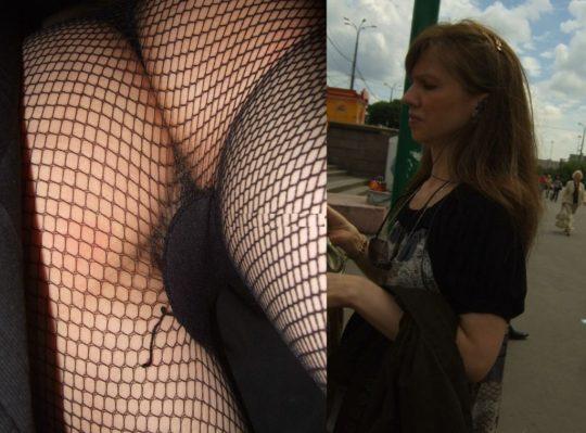 【容赦なし】本場ガチ系盗撮上級者ニキ、超至近距離からスカートの中を撮った挙句顔まで撮ってセットで晒す敏腕鬼畜っぷりに草wwwwwwwwwww(画像あり)・16枚目