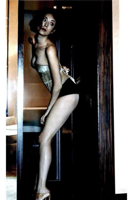 【萎んだ定期】高岡早紀(44)の凄過ぎる熟女おっぱい・・・この全盛期(画像あり)を堪能した保坂と布袋羨まし過ぎwwwwwwwwww・10枚目