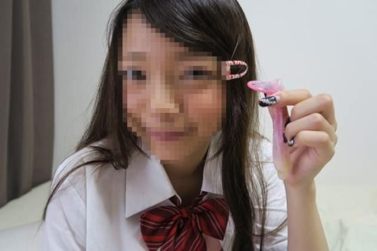 【援○注意】ゴムを咥えてカメラにピースするビッチがハメ撮り←無断で映像を売られるwwwwwwwwww(証拠)・19枚目
